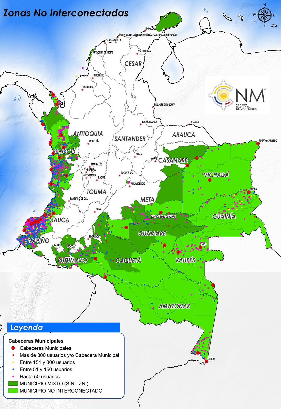 Venta de paneles solares en Colombia