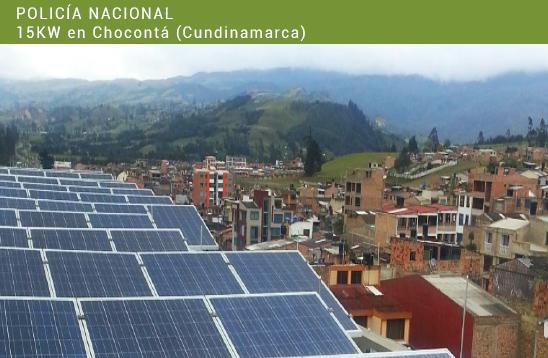 paneles solares Barranquilla